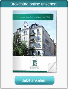 FG Hausverwaltung Leipzig - Imagebroschüre